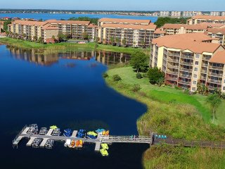 ORLANDO*4BR Condo/Sleeps 16* WG Lakes Resort & Spa, Kissimmee