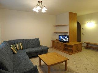 1 | Trilo x 4/6 persone | Appartamenti Villa Elisa, Falcade