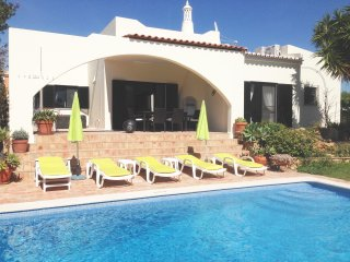 Beautiful three bedroom villa with private pool.