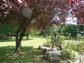 16th Century Rural Cottage with 1 acre garden, Saint-Etienne-du-Bois