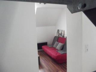 Duplex insolite au Carrefour du Finistère
