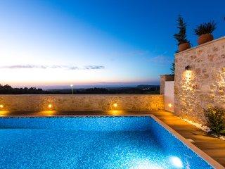 Fabulous Villa Fragkia, Rethymnon