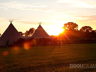 Ziggucamp Luxury Accommodation, West Pennard