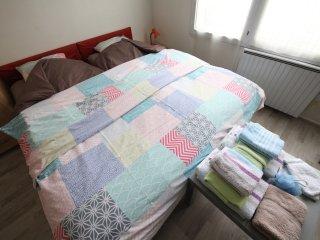 2 lits simple pour 2 personnes