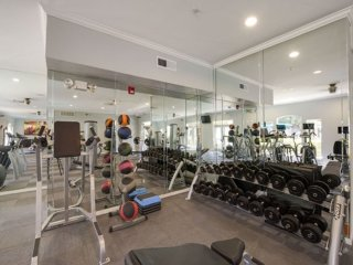 Sophisticated 1 Bedroom Apartment in Houston With Fitness Center