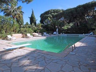 Authentique villa avec piscine - 8pers - st-maxime, Sainte-Maxime