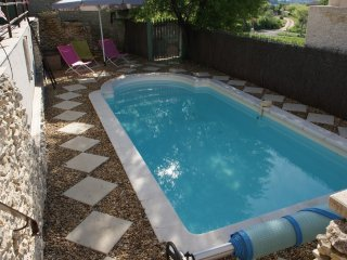 Villa avec piscine a Joucas - Gordes