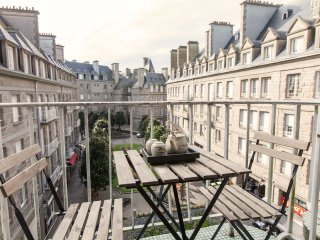 Apartment In the heart of the historical center., Saint-Malo