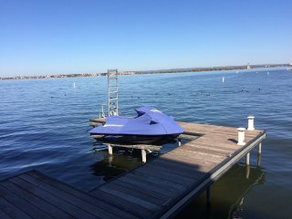 Refurbished 2016. Near Yacht Club - Private Dock on Lake LBJ. Ready to Enjoy!