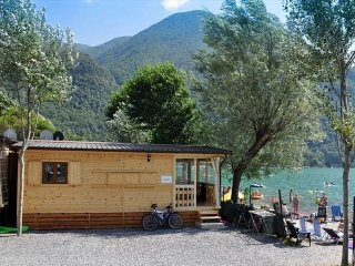 Luxury chalet directly by the Lago di Lugano, Porlezza