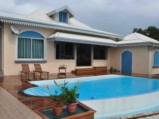 Villa De Rêve 'Dauphin bleu' Avec Vue Sur Mer