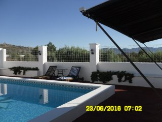 Sax, Nr Alicante, Rural, Private Pool, 2 Casitas
