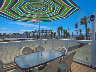 414 C East Oceanfront- Upper Rear 2 Bedroom 2 Bath, Newport Beach
