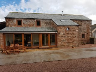 Stunning Modern Barn Conversion in Edderside, Maryport