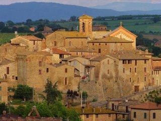 The lost corner, Castiglione della Valle