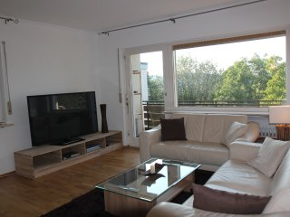 Cosy 2 room apt with nice balcony, Gernsbach