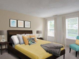 Furnished 2-Bedroom Apartment at Center St & Farms Dr Burlington