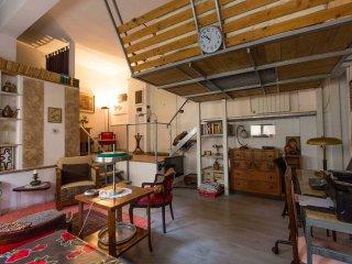 Casa Preziosa, a cozy loft with a warm feeling, Rom