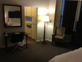 Furnished Studio Apartment at N Michigan Ave & E Chestnut St Chicago