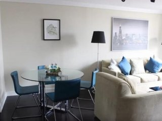 Furnished 1-Bedroom Condo at W Lake St & N Dearborn St Chicago