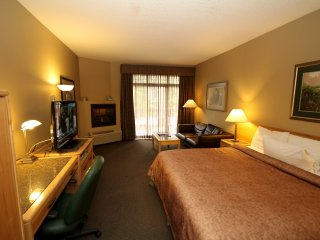Banff Tunnel Mountain Resort Fantastic 1 Bedroom Executive Suite