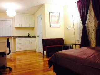 Furnished Studio Apartment at E Squantum St & Newbury Ave Quincy