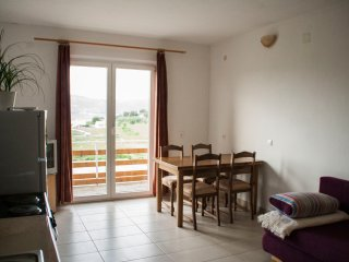 Baglija 3rd Apartment with Amazin View (2+2), Lumbarda