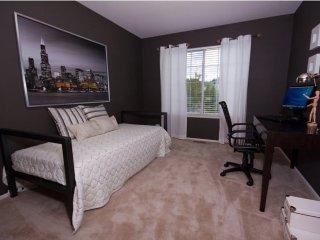Furnished 2-Bedroom Apartment at Orrington Ct & Hadley Run Ln Schaumburg