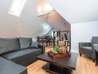 Furnished 1-Bedroom Loft at W Schubert Ave & N Monticello Ave Chicago