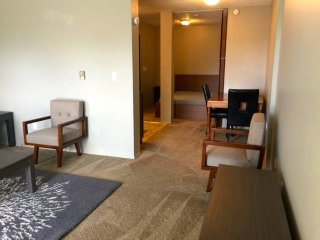 Spacious Furnished Studio Apartment, Renton