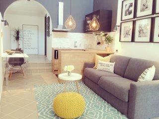 Design studio apartment 4 stars