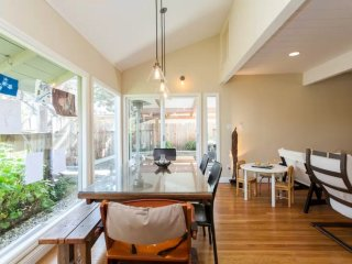 Furnished 3-Bedroom Home at Emerson St & El Dorado Ave Palo Alto