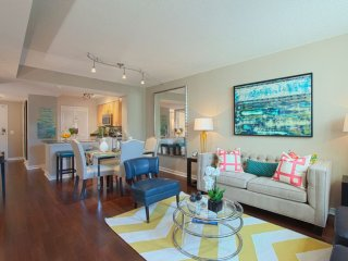 Furnished 1-Bedroom Apartment at Massachusetts Ave NW & 15th St NW Washington, Washington DC