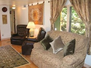 Furnished 2-Bedroom Apartment at Gravenstein Hwy N & Mays Canyon Rd Guerneville
