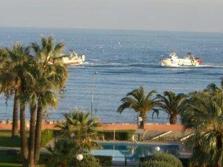 Amplio para7 personas.Impresionantes vistas al mar, Benicarló