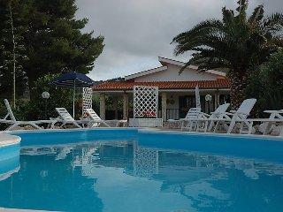 Villa in Castellamare del Golfo, Sicily, Italy, Scopello