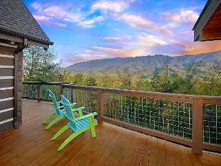 Amazing Views, Outdoor Kitchen and Game Room, Theater Room - Must See!, Gatlinburg