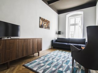 K57 - Chic apartment on main pedestrian street, Pecs