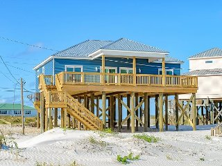 'Goin Coastal' on Gulf of Mexico | Gorgeous Kitchen | Fantastic Views!, Dauphin Island