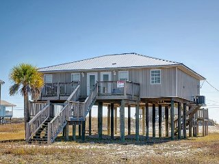 'The Guest House' on the Bay | Pet Friendly | Beautiful Sights of the Water!, Dauphin Island