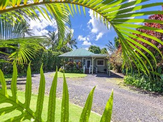 Kuuipo~Sweetheart of Hanalei, fantastic location right on Weke! - TVNC#1159