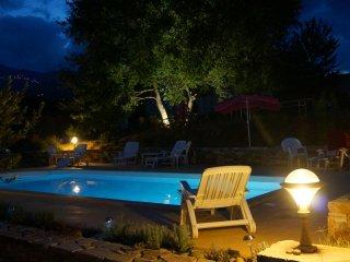 2P NEUF Indép Rez-de-Villa - piscine chauffée 30°, Borgo