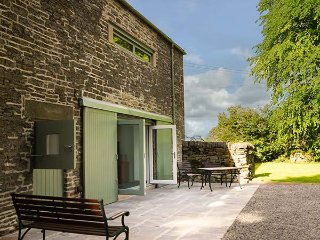 FINNEY HILL GREEN, barn conversion, lawned garden, pet-friendly, countryside views, Allendale, Ref 906735