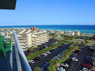 2br 8th floor ~ Beautiful Gulf & beach views!, Pensacola Beach