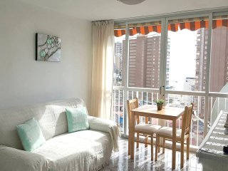 Your Perfect little Apartment with UK TV, Benidorm