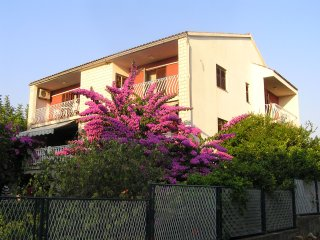 Apartments BISTRA with parking and sea view (Loviste / Peljesac)