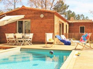 Villa Solana avec piscine privée chauffée, Longeville-sur-mer