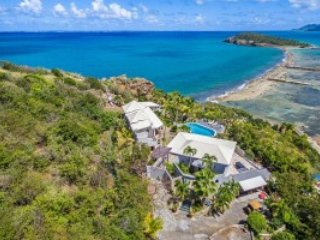 LE MAS DES SABLES... One of our favorites! Gorgeous villa with beach access... very private!, St. Maarten-St. Martin