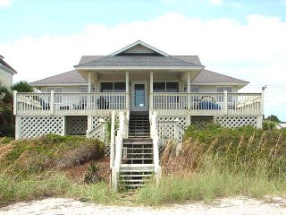 1406 Palmetto Blvd - Wave Watching, Edisto Island