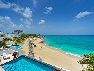 ETOILE DE MER...A Beautiful and Elegant gated community sitting on Cupecoy Beach, St. Maarten